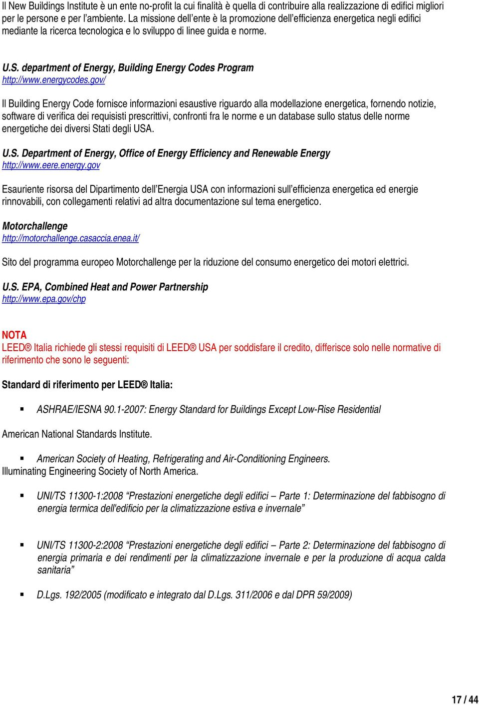 department of Energy, Building Energy Codes Program http://www.energycodes.