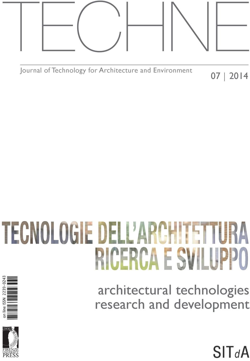 architectural technologies research