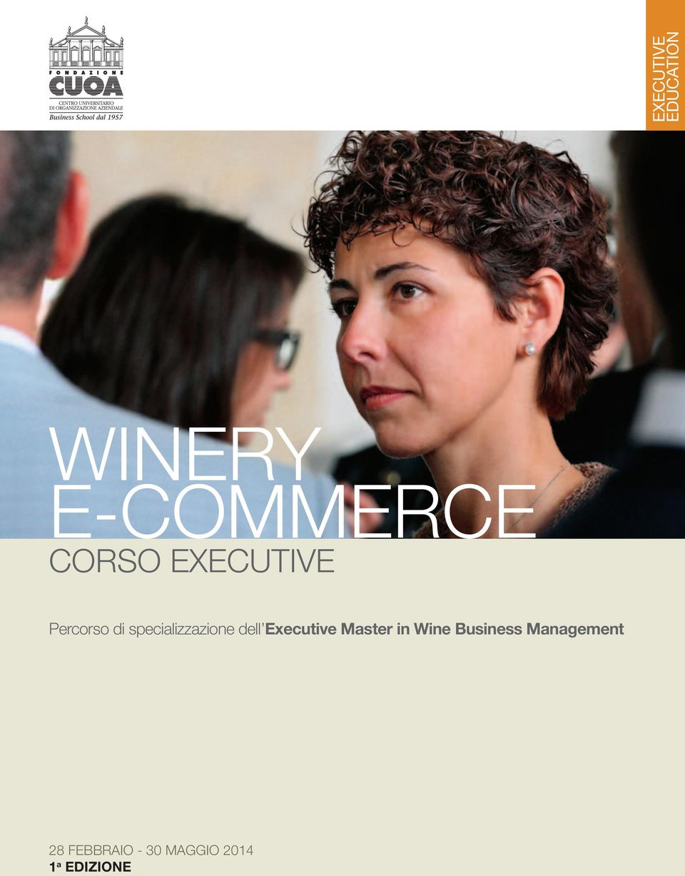 Executive Master in Wine Business