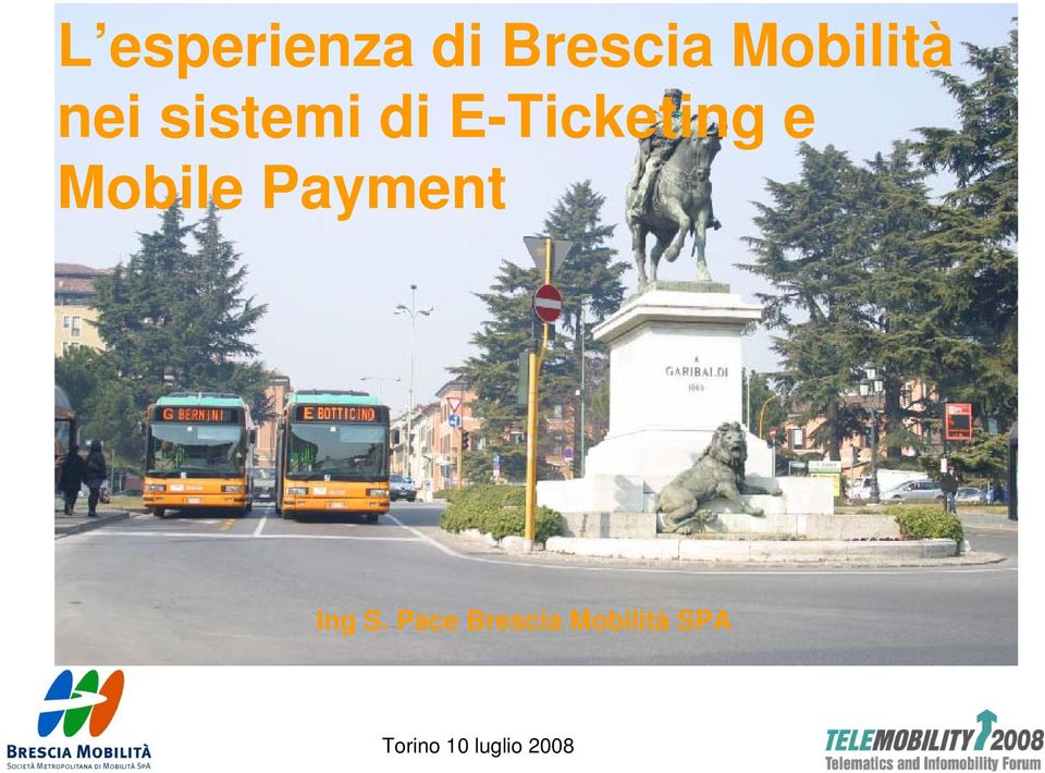 E-Ticketing e Mobile