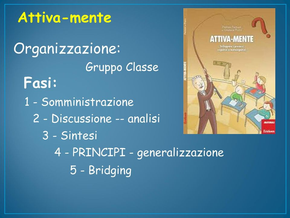 Discussione -- analisi 3 - Sintesi 4 -