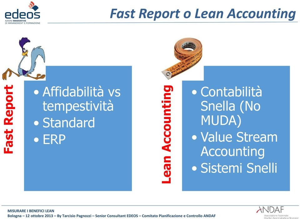 Lean Accounting Contabilità Snella (No