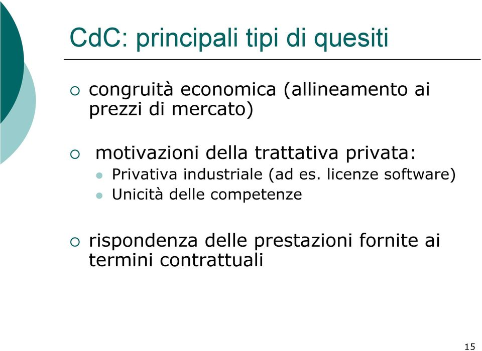 privata: Privativa industriale (ad es.