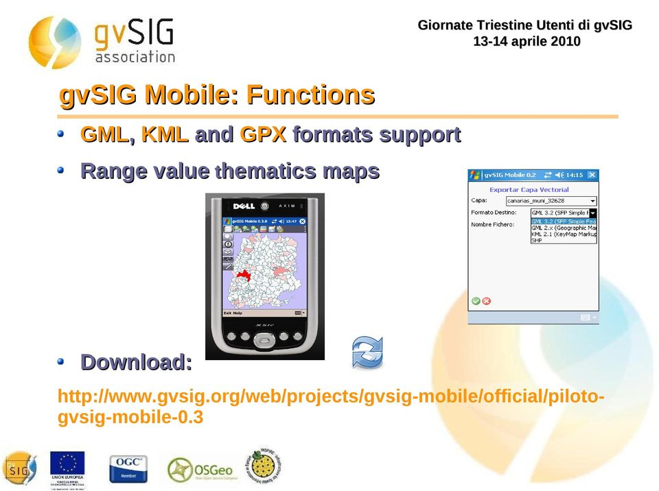 Download: http://www.gvsig.