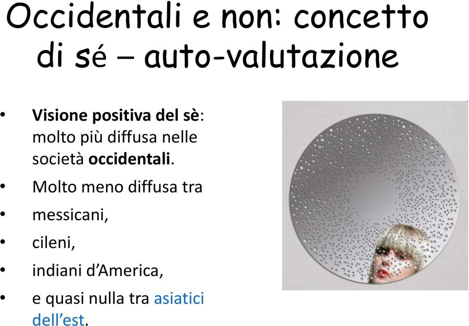 società occidentali.