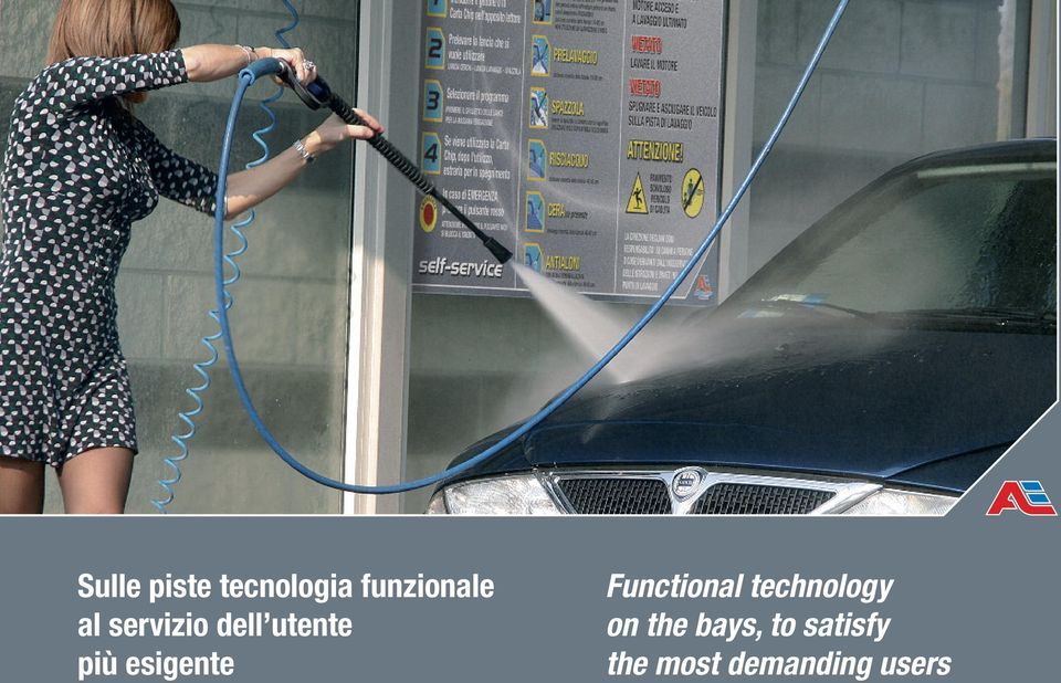 esigente Functional technology on