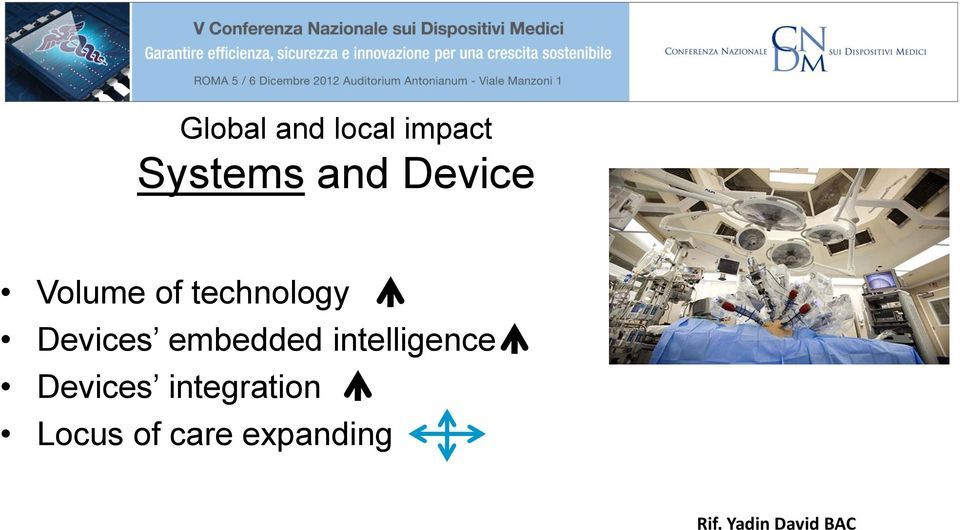 embedded intelligence Devices