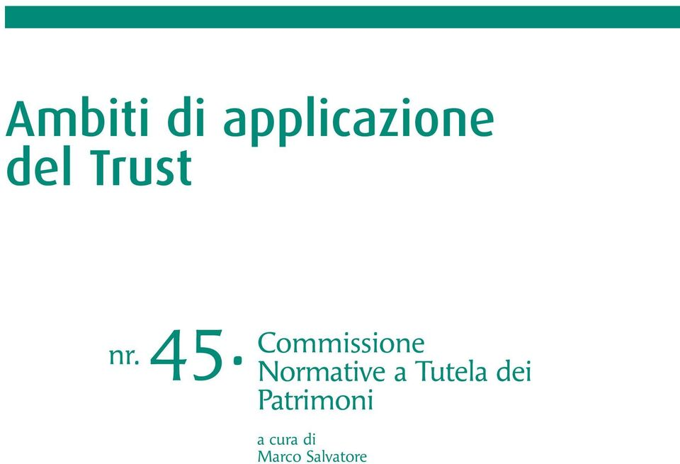 Commissione Normative a