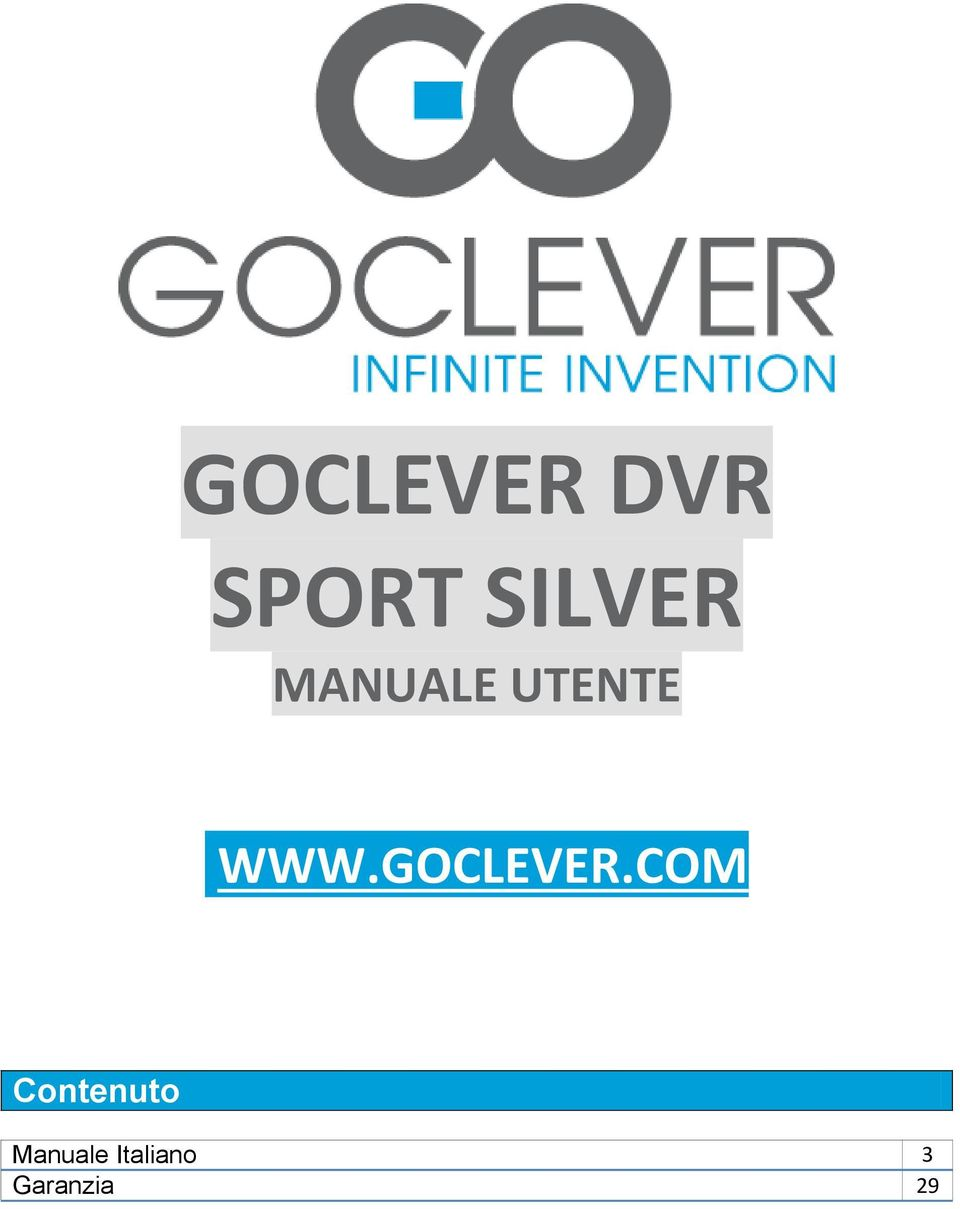 WWW.GOCLEVER.