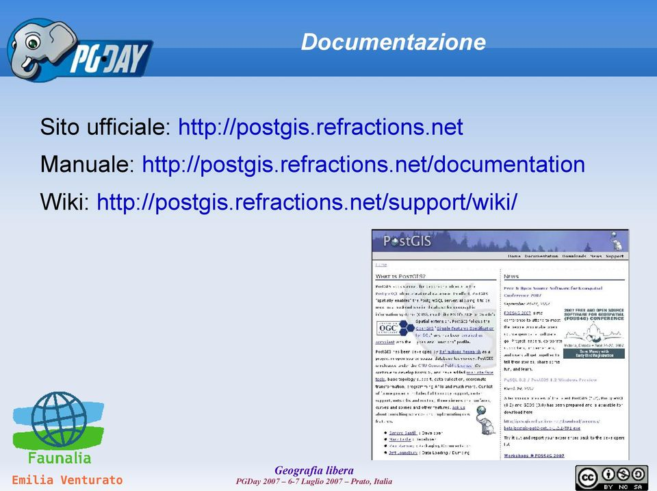 net Manuale: net/documentation Wiki: