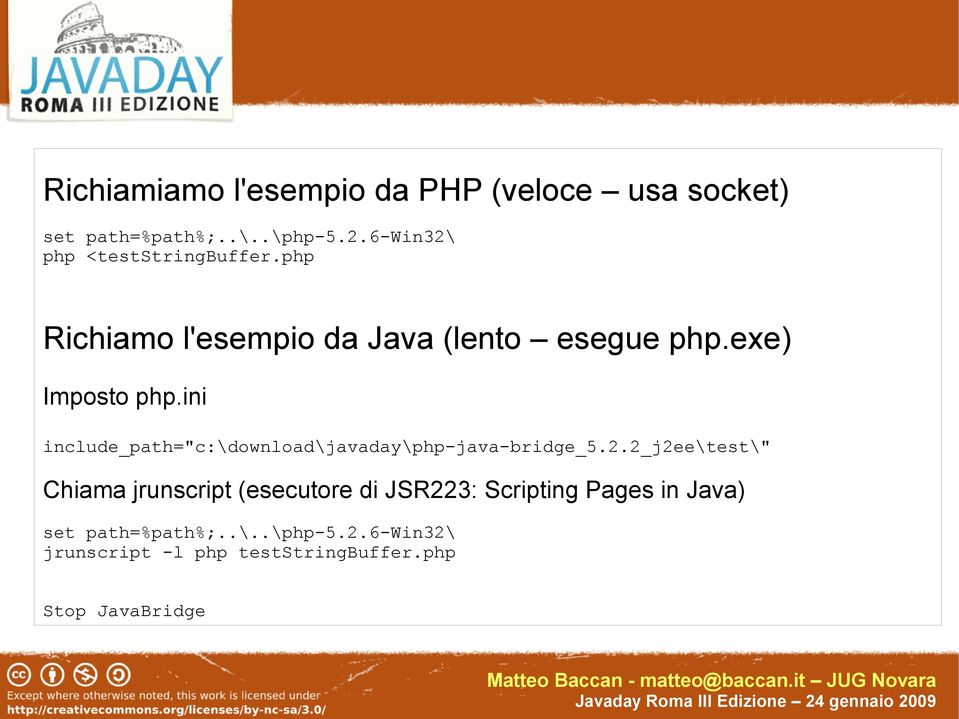 "ini include_path=""c:\download\javaday\php-java-bridge_5.2."