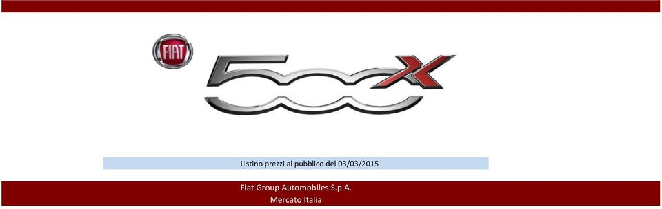 03/03/2015 Fiat Group