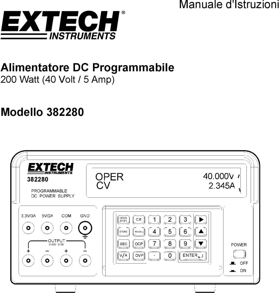 Programmabile 200 Watt