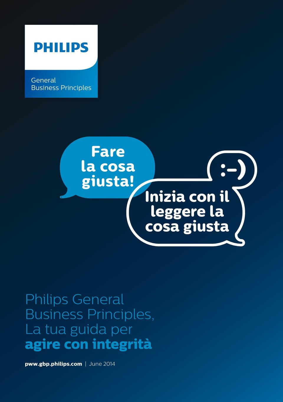 General Business Principles, La tua guida per