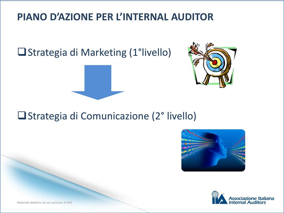 di Marketing (1 livello)