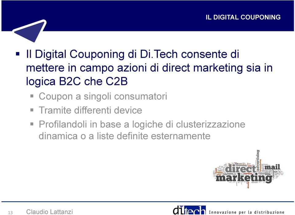 B2C che C2B Coupon a singoli consumatori Tramite differenti device