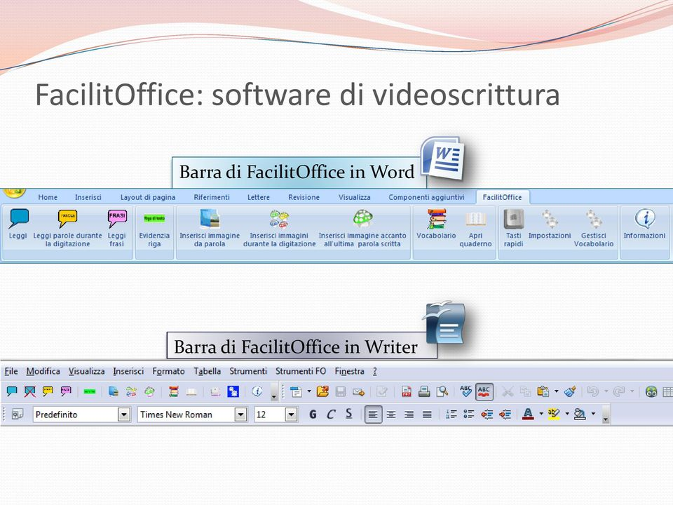 FacilitOffice in Word