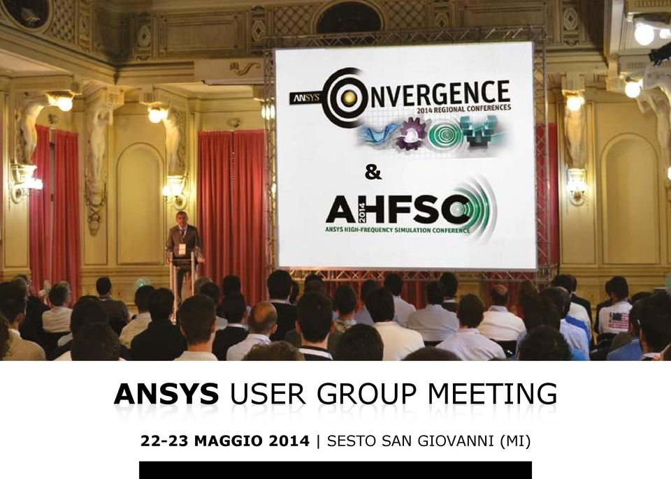 meeting ANSYS 22-23