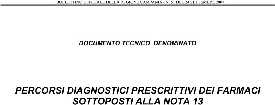 DIAGNOSTICI PRESCRITTIVI