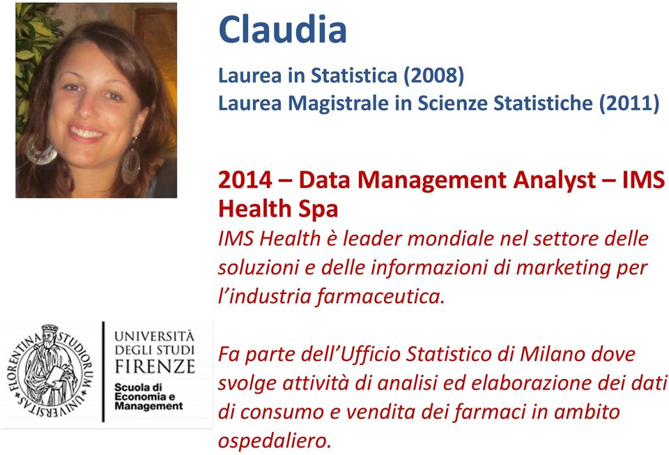 informazioni di marketing per l industria farmaceutica.