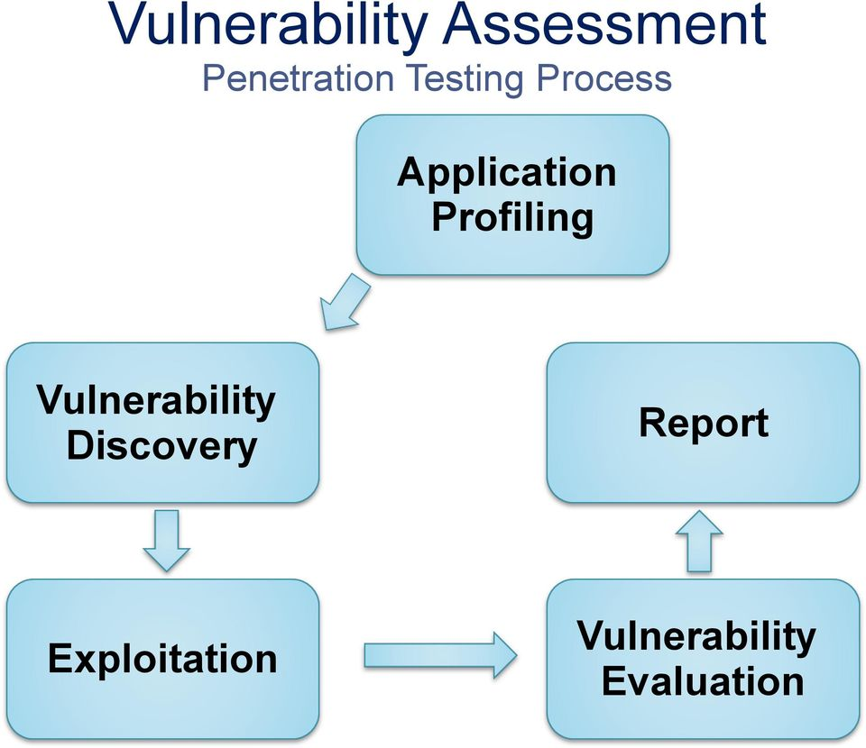 Application Profiling Vulnerability