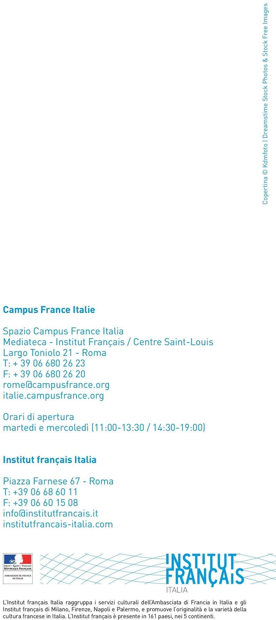 org italie.campusfrance.