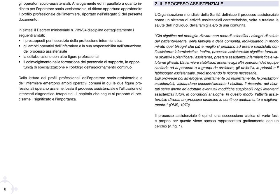 documento. In sintesi il Decreto ministeriale n.