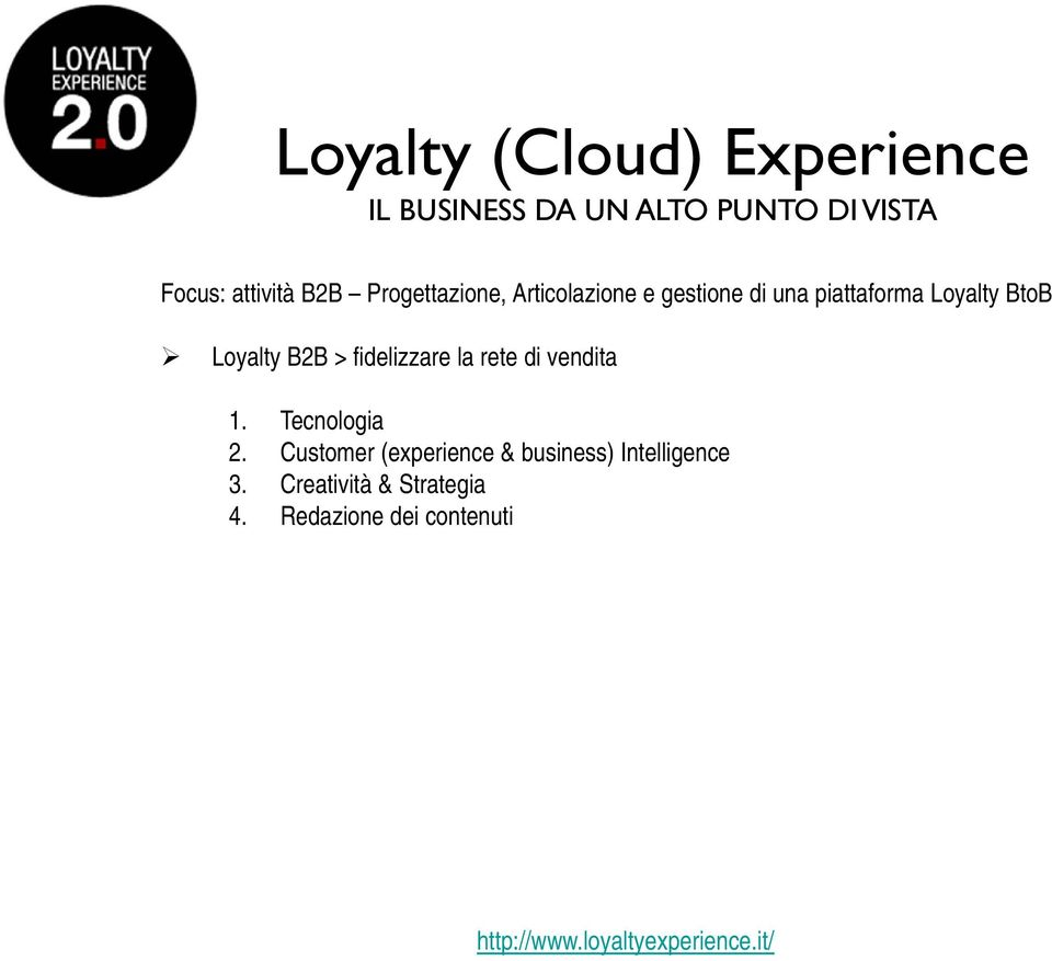 Customer (experience & business)