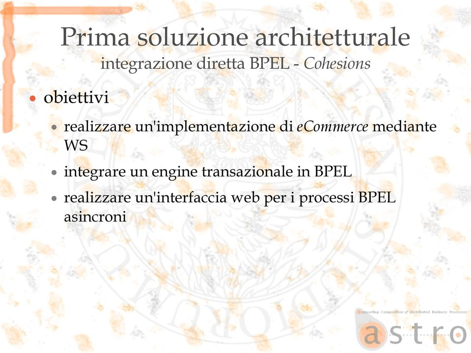 ecommerce mediante WS integrare un engine transazionale in