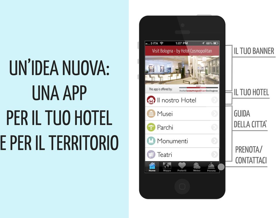 This app is offered by: Il nostro Hotel Musei Parchi