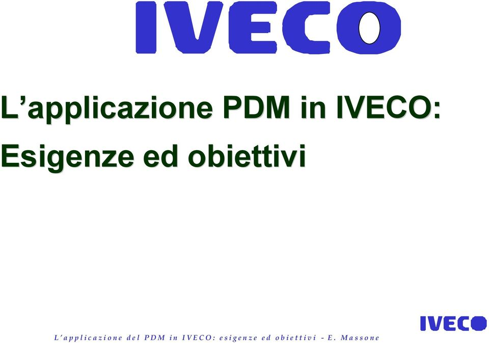 PDM in