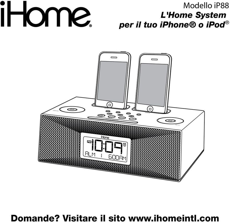 iphone o ipod Domande?