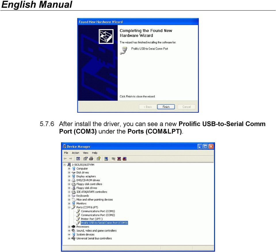 Usb to serial converter pdf - Prolific usb to serial comm port driver windows 8 ...