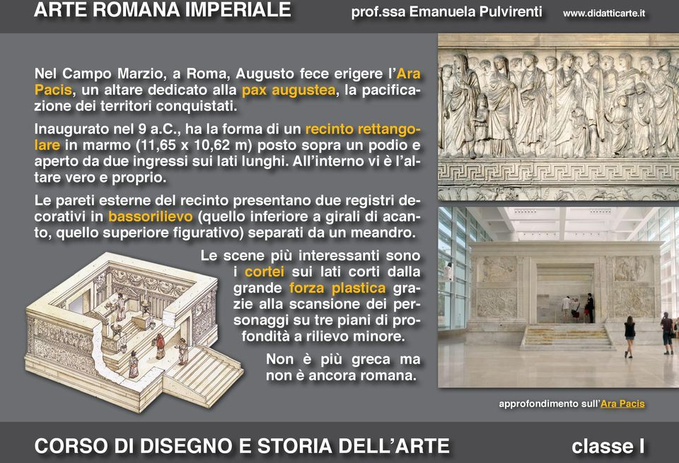 7b arte romana imperiale pdf for Registri i piani del garage