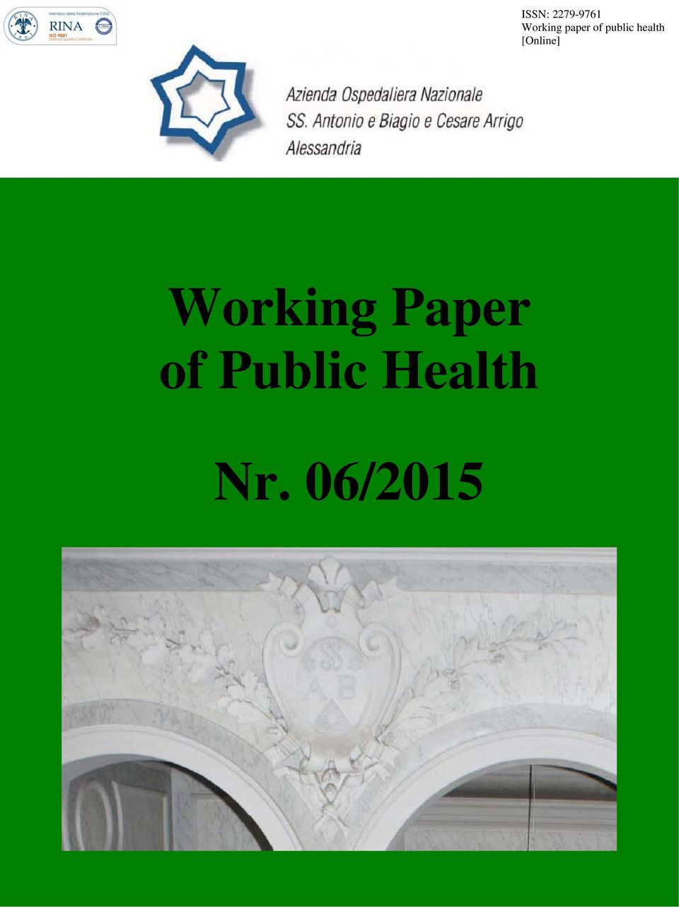 [Online] Working Paper