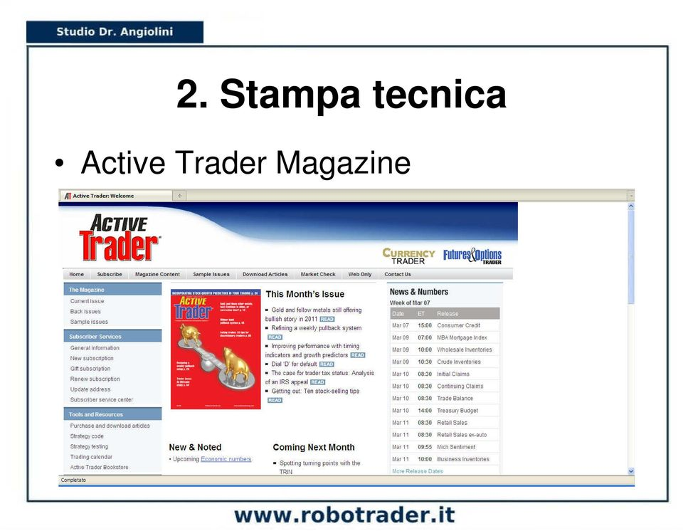 Trading systems that work thomas stridsman download