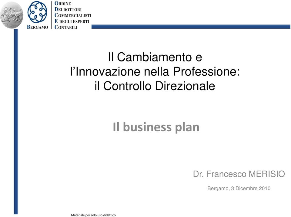 business plan Dr.