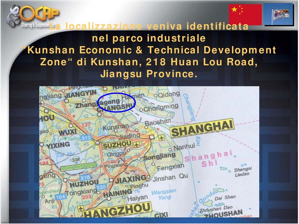 Economic & Technical Development Zone