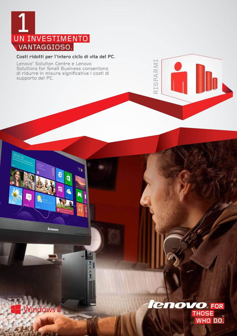 Lenovo Solution Centre e Lenovo Solutions for Small