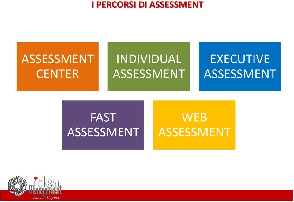 ASSESSMENT EXECUTIVE