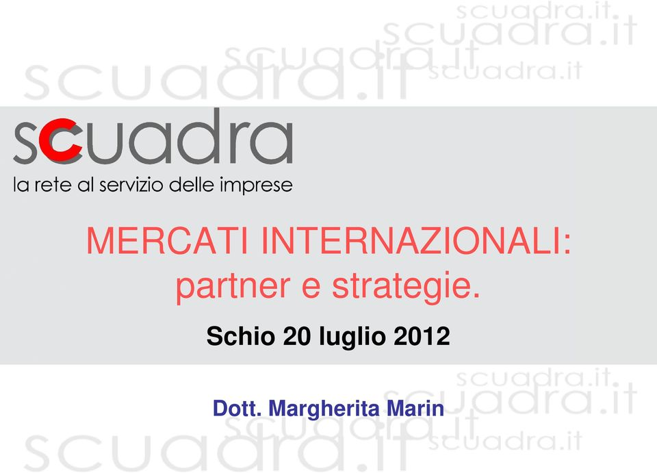 partner e strategie.