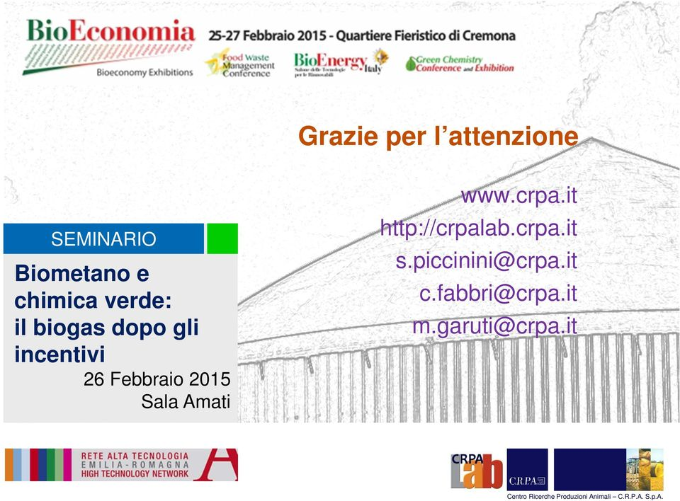 piccinini@crpa.it c.fabbri@crpa.it m.garuti@crpa.