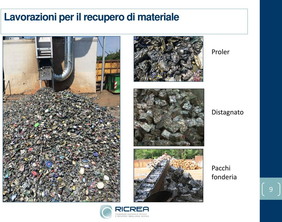 materiale Proler