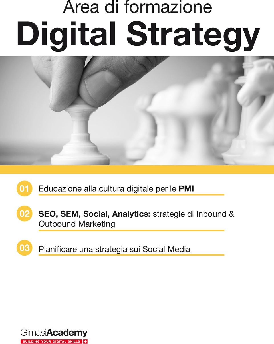 Social, Analytics: strategie di Inbound & Outbound