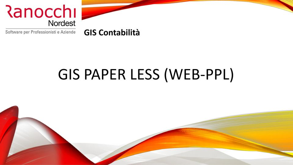gis paper Geographic information system (gis) technology can be used for scientific investigations, resource management, and development planning  scanning paper maps to.