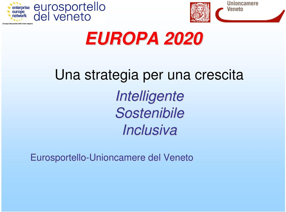 Intelligente Sostenibile