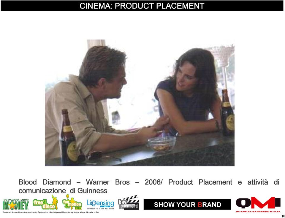 2006/ Product Placement e