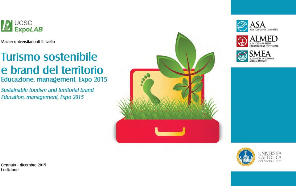 201 Sustainable tourism and territorial brand