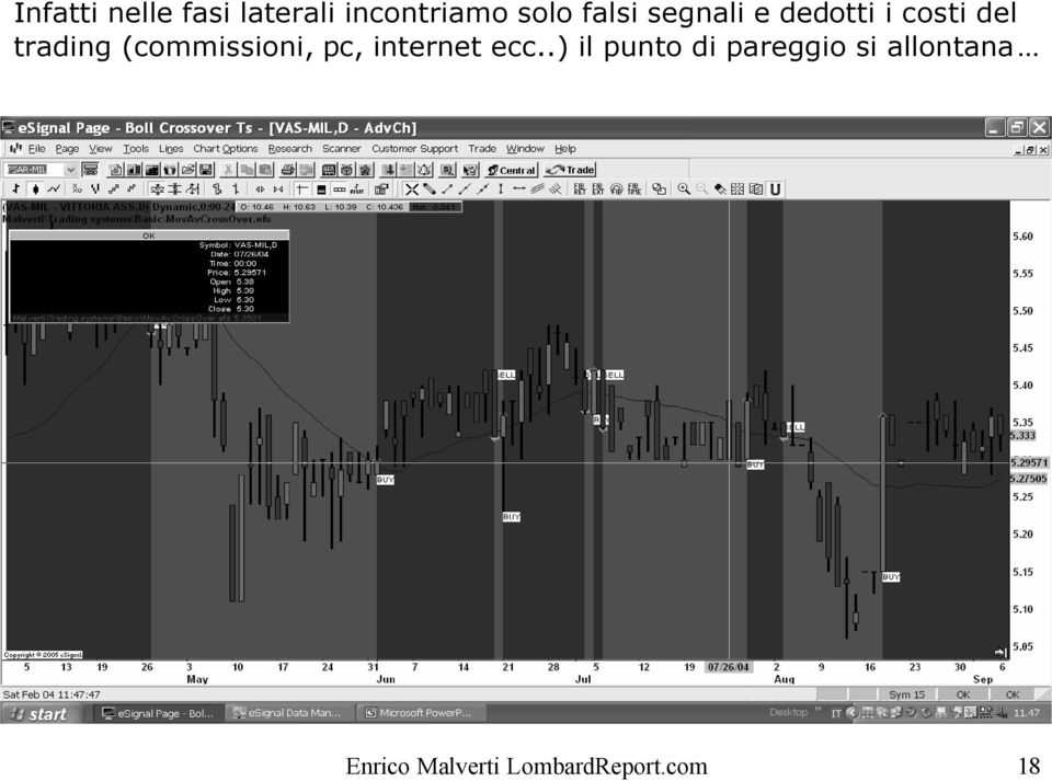 (commissioni, pc, internet ecc.