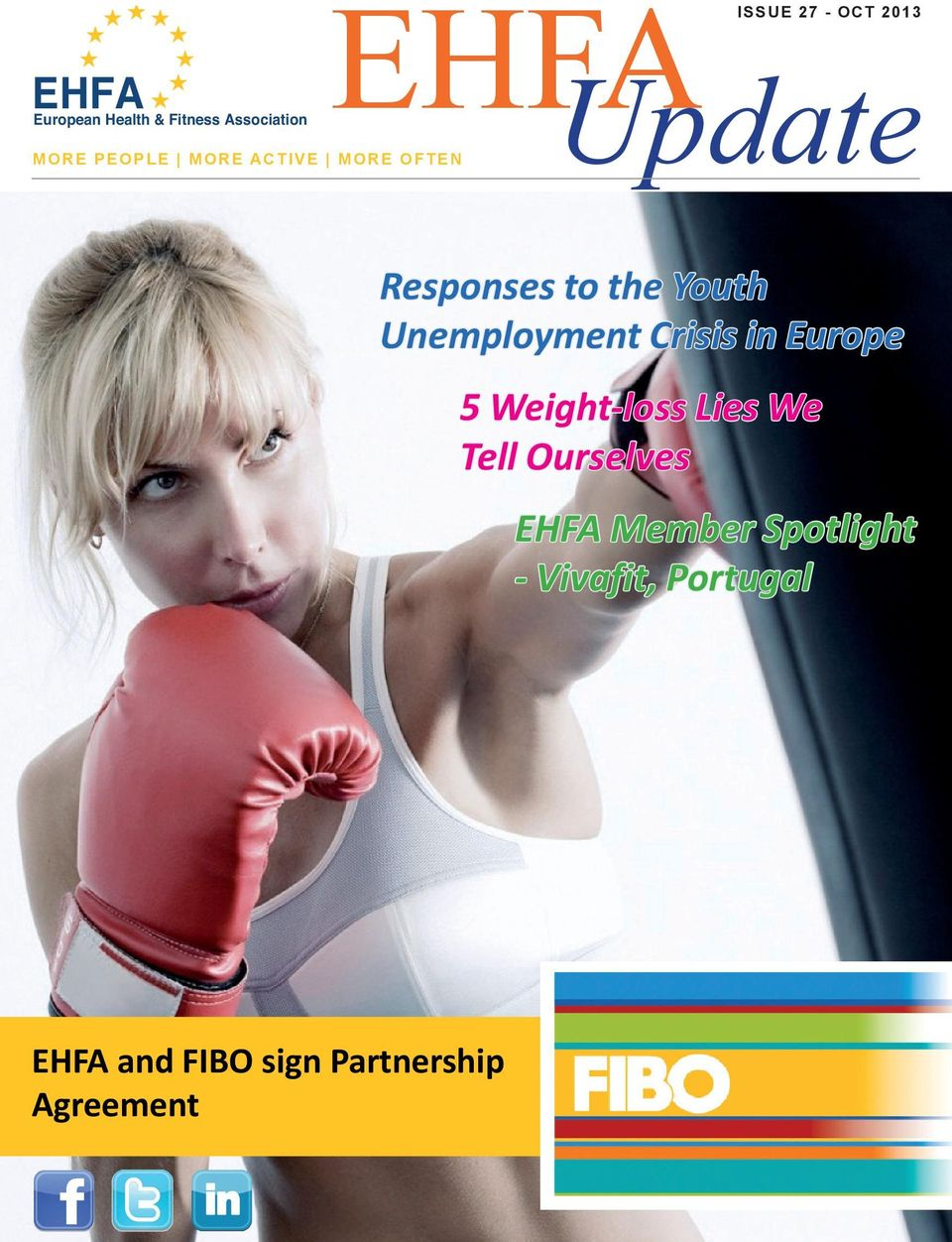 .. to the Youth Unemployment Crisis in Europe Attitudinal Survey: about Trends in Fitness Education &